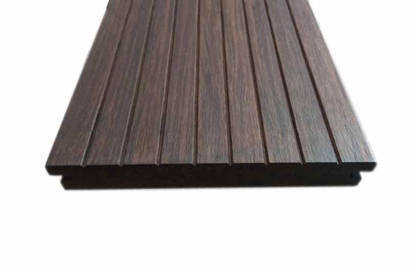 高耐户外地板小沟槽